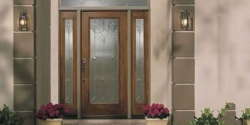 Избор на входна врата за къща