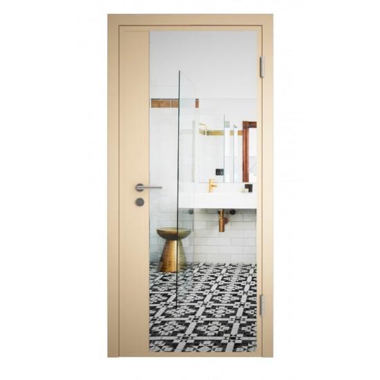 двулицева врата за баня