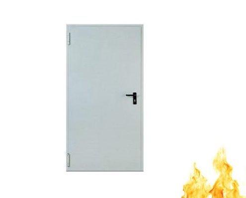 Пожароустойчиви врати