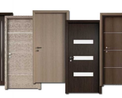 Съвети за избор на интериорна врата