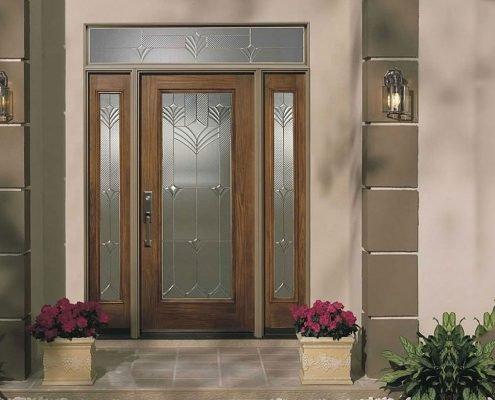 Избор на входна врата за къща от Врати ABC
