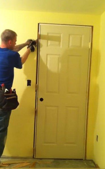 Как да монтираме интериорна врата правилно