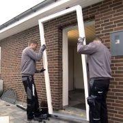 Монтаж на входна врата - как да монтирате врата а сами