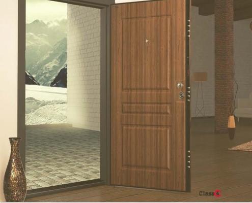 Как да изберем сигурна входна врата